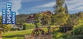 Hotel ZUGSPITZ RESORT