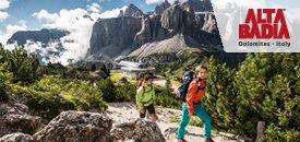Wandern & Genießen in Alta Badia