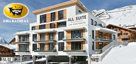 All Suites Residence live high Kühtai