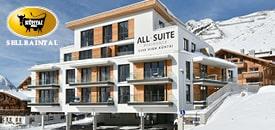 All Suites Residence live high Kühtai