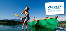Sommererlebnisse am Berg & See