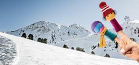 Familien Skifahren in Tirol