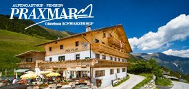 Alpengasthof PRAXMAR: Kinder gratis!